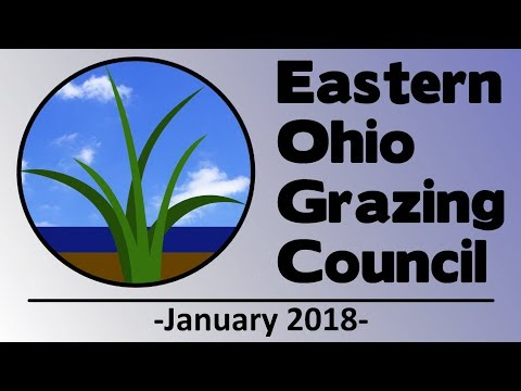January 2018 Eastern Ohio Grazing Council Meeting