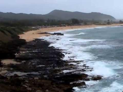 Koolau Mountains возле Sea Life Park Hawaii 2013 -2