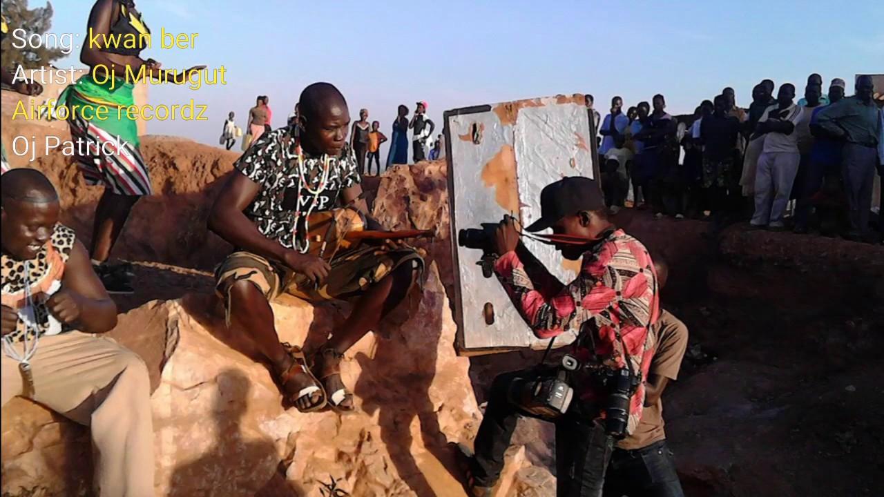 Download Acholi traditional music- Oj Murugut- kwan ber