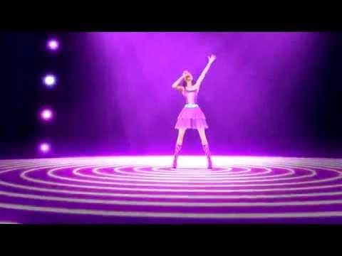 Barbie la princesse et la popstar clip vid o youtube - Barbie princesse popstar ...