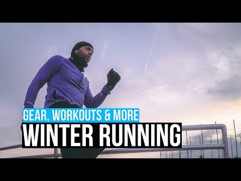 MUST HAVE Cold Weather Essentials | Winter Running Gear and Winter Running Workouts