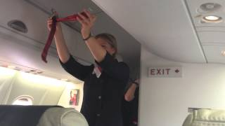 Air Berlin - fröhlicher Franke