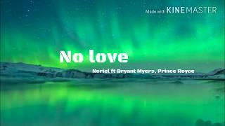 Noriel Prince Royce No Love.mp3