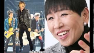 2014年3月4日のローリング・ストーンズ 日本公演東京ドームコンサート...