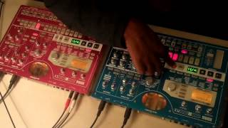 B.M.K.Beatz on the  Korg Electribe Mx & Sx- Slammin- beat