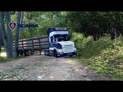 ETS2 - Southern Region - Scania T - Fanagoriyskoye to Nevinnomyssk