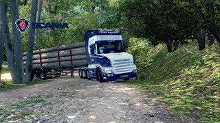ETS2 Southern Region Scania T Fanagoriyskoye to Nevinnomyssk