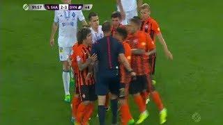 Фонсека незадоволений суддівством на матчі Шахтар - Динамо - 2:3