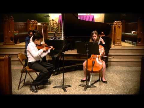 Adam Carse Rondino - Chamber Music Center of New York Video