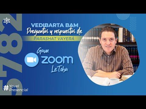 Vedibarta Bam - Preguntas y Respuestas de Parashat Vayerá