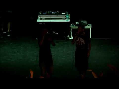 Allame - Kürkçü Dükkanı Acapella ( Hiphop Time 4. Yıl Konseri )