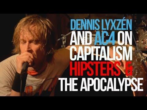 AC4 Interview with Dennis Lyxzén (Refused), Karl Backman and Christoffer Röstlund Jonsson