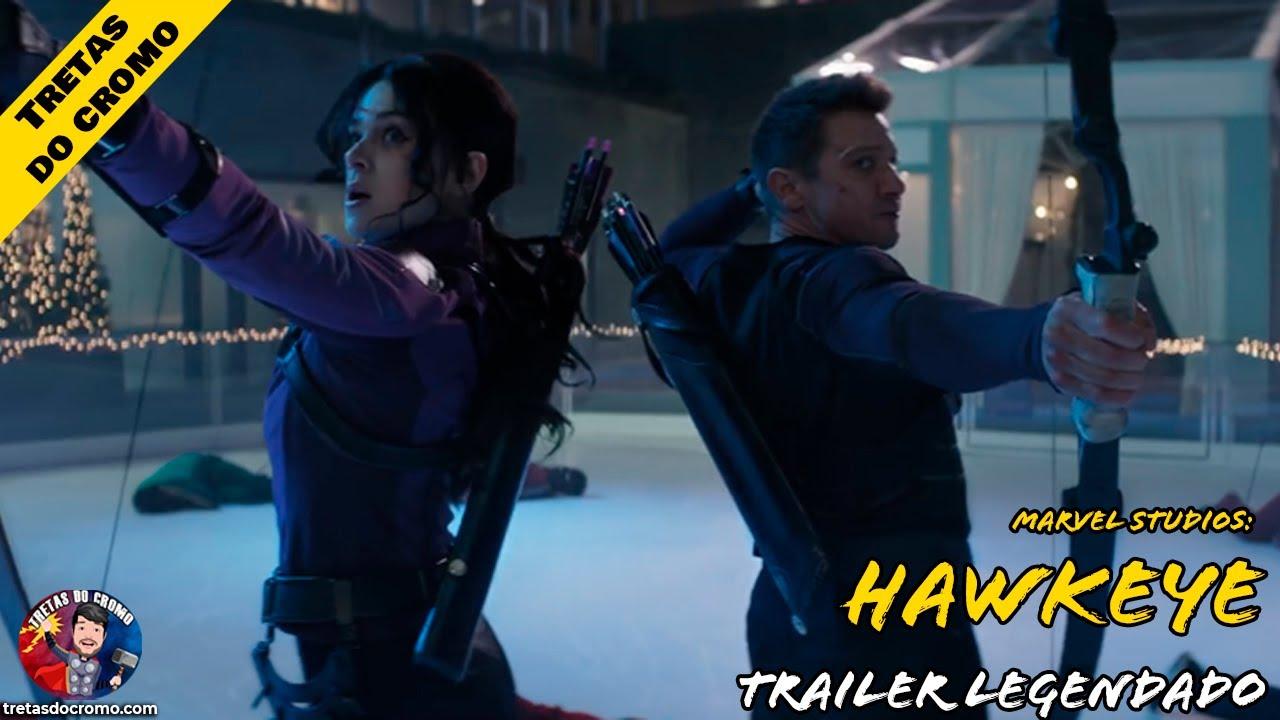 Série de Hawkeye recebe o primeiro trailer