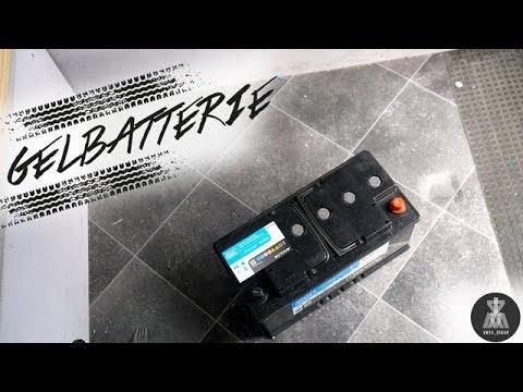 Gelbatterie Verbauen + Details :)
