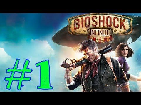Прохождение игры BioShock Infinite #1