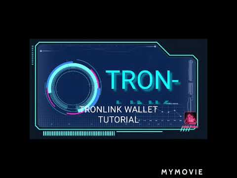 TRONLINK WALLET NAVIGATION TUTORIAL for beginners who are interested in crypto currency exchange buy