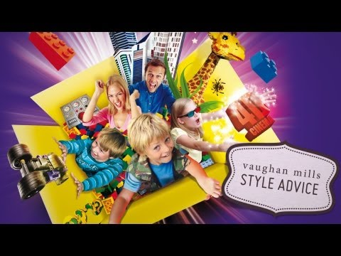LEGOLAND Discovery Centre now at Vaughan Mills