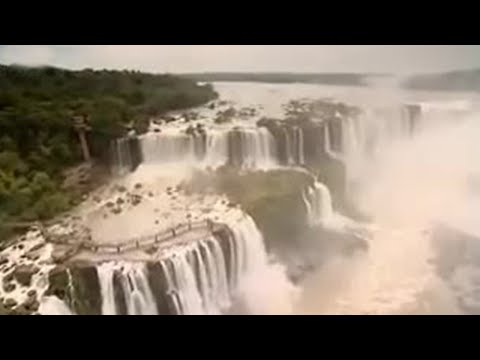 Brazillian Waterfall: the end of a journey - Tropic of Capricorn - BBC travel