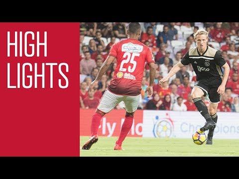 Highlights Al Ahly - Ajax