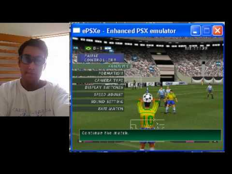 winning eleven 2005 ps1 iso