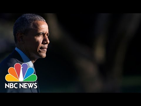 10 Times Obama Vowed Not To Send Troops to Syria. Until Now. | NBC News