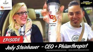 Entrepreneur Interview - Bargains Group CEO Jody Steinhauer on Business Entertainment Show