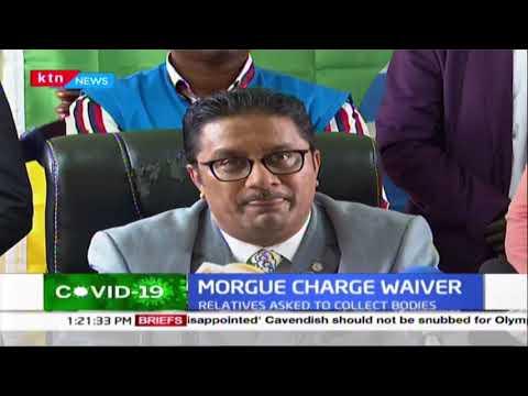 Nairobi County Gives Morgue Charge Waiver
