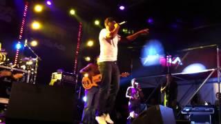 Mr. Vegas - I am blessed (live roma @ villa ada)