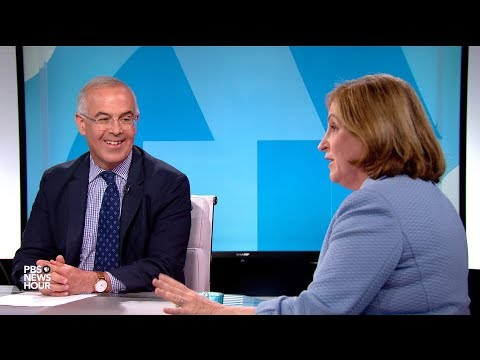 Brooks and Marcus on Trump quitting Iran deal, Gina Haspel grilling