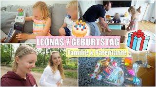 Leonas 7 Geburtstag | XXL Geschenke auspacken | Zeit mit Familie | Isabeau