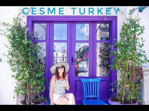 The Caribbean of Europe!   One Week in Cesme, Turkey