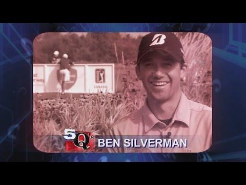 5 Questions: Benjamin Silverman
