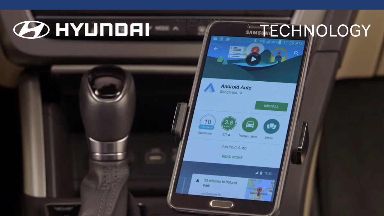 Hyundai | Android Auto | Troubleshooting Steps