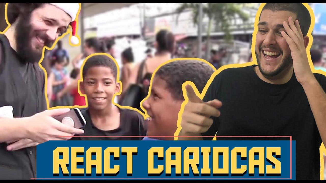 Download VÍDEOS MAIS ENGRAÇADOS COM CARIOCAS! O RIO É SURREAL HAHAHA!