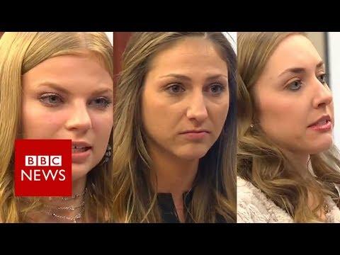 Dozens of women describe abuse by ex-doctor Larry Nassar – BBC News