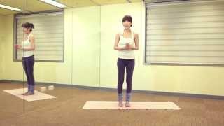 瑜珈教學,早上做這個瑜珈暖身動作更有精神