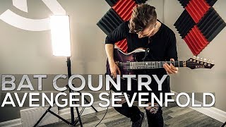 Avenged Sevenfold - Bat Country - Cole Rolland (Guitar Cover)