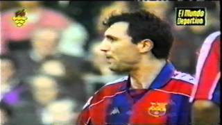100 Golden goals of Hristo Stoichkov for Barcelona part 2 *HD*