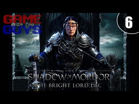 Shadow of Mordor - The Bright Lord - Don't Shoot the Messenger