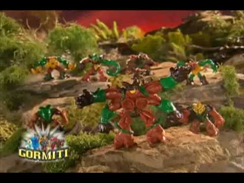Gormiti Série 1 - Long Jump