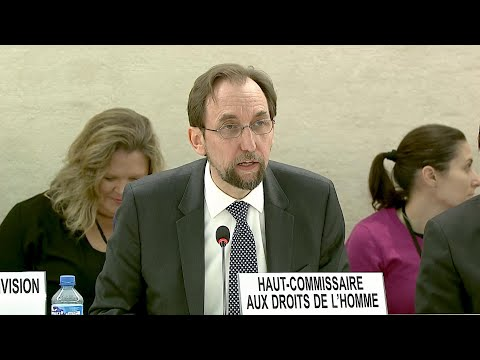 Syria must be referred to the International Criminal Court, says UN rights chief