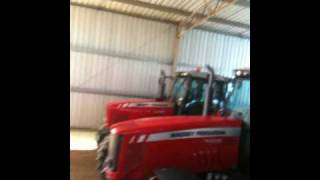 Our Machinery Sheds