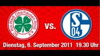 Rot weiß Oberhausen - FC Schalke 04
