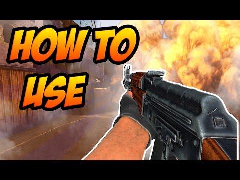 CSGO How To Use AK 47 - AK Tips and Tricks