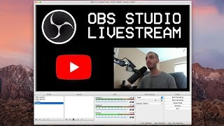 How to Livestream on Youtube with OBS Studio! (Open Broadcaster Software Tutorial 2018)