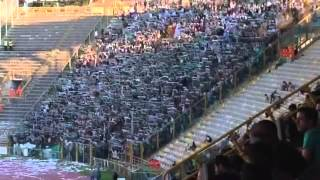 BOLOGNA-AVELLINO 02-06-2015 (Video Tifoseria Avellinese/Fb)