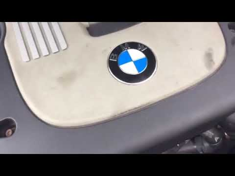 SOLVED: E61 535d Engine Noise / Rattle (Video attached