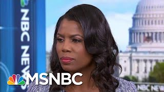 Omarosa Manigault: Michael Cohen Plea Is 'The Beginning Of The End' | Hallie Jackson | MSNBC