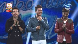 Cambodian Idol | Live Show | Final | ច្រៀងរួមគ្នា | ក្រោកឈរ