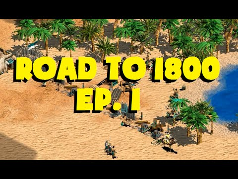 Road to 1800 - Ep.1
